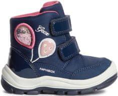 Geox dievčenské svietiace zimné topánky Flanfil