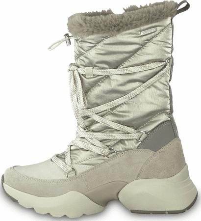 Tamaris ženski škornji za sneg, 26481, 42, smetanova