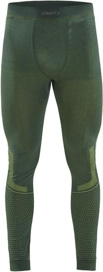 Craft Spodky Active Intensity Tmavo Zelená XL