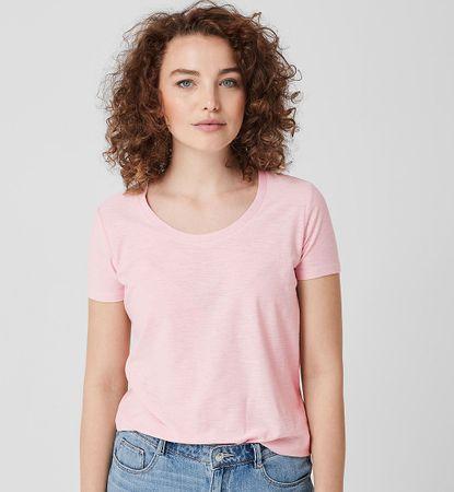 s.Oliver dámské tričko 14.907.32.7334 42 růžová