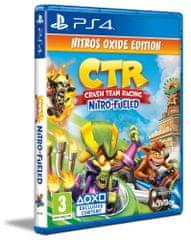 Activision igra Crash Team Racing: Nitro-Fueled - Nitros Oxide Edition (PS4)