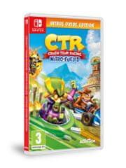 Activision igra Crash Team Racing: Nitro-Fueled - Nitros Oxide Edition (Switch)