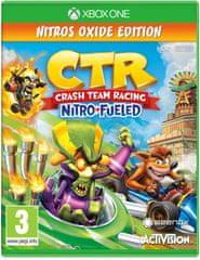 Activision igra Crash Team Racing: Nitro-Fueled - Nitros Oxide Edition (Xbox One)