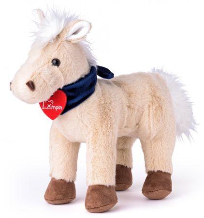 Lumpin György ló, bézs, nagy