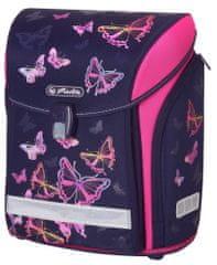 Herlitz tornister szkolny Midi Tęczowy motyl