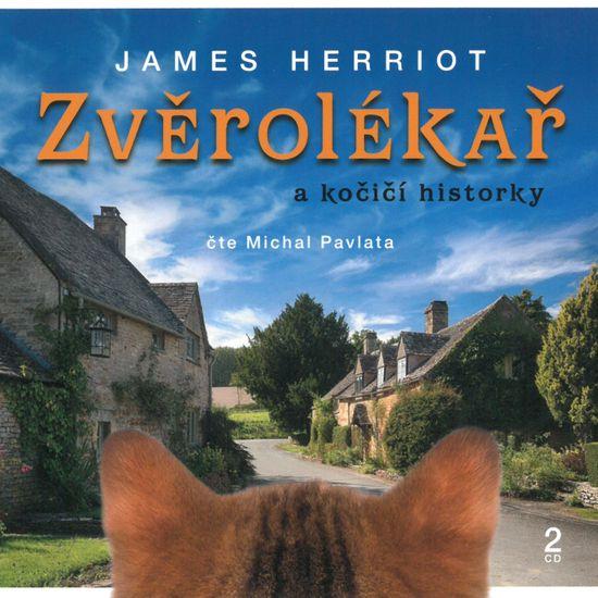 Herriot James: Zvěrolékař a kočičí historky (2x CD) - CD