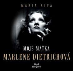 Riva Maria: Moje matka Marlene Dietrichová - MP3-CD