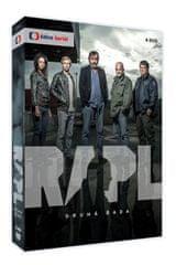 Rapl II. (4DVD) - DVD