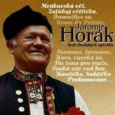 Horák Jaromír: Král chodských zpěváků - CD