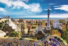 Trefl Puzzle Park Güell, Barcelona 1500 dílků