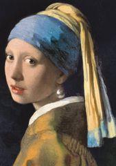 Trefl Vermeer: Girl with a Pearl Earing 1 000 dielikov