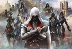 Trefl Puzzle Assassin's Creed: Bojovníci 1500 dílků