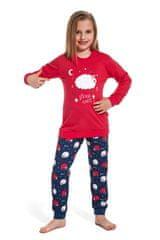 Cornette Dievčenské pyžamo 978/85 Sleep well