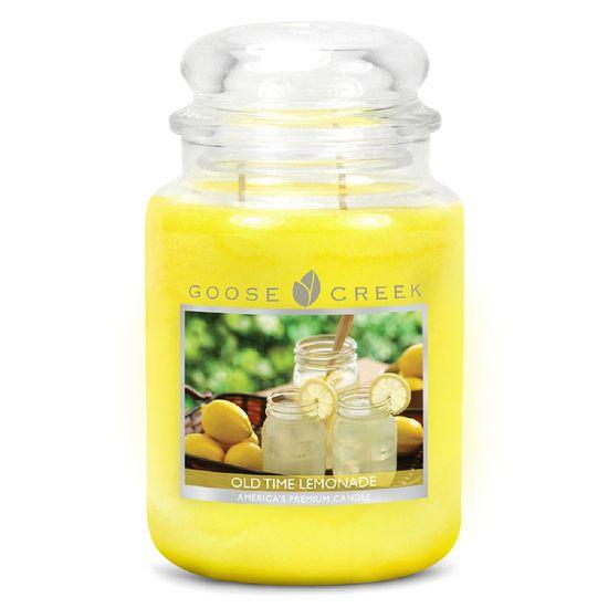Goose Creek  vonná svíčka Starodávná limonáda 680 g