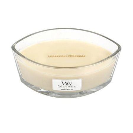 Woodwick Vanilla Bean hajógyertya 453 g