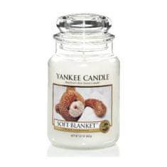 Yankee Candle Aromatická sviečka Classic veľký Soft Blanket 623 g