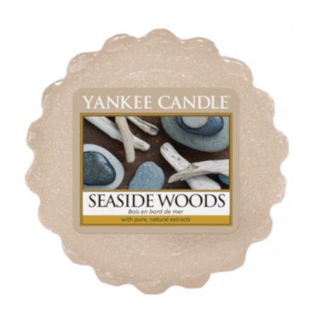 Yankee Candle Dišeči vosek Obmorski les 22 g
