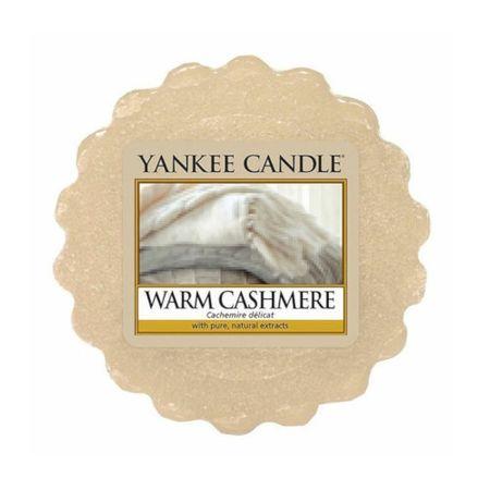 Yankee Candle Illatos viasz Warm Cashmere 22 g