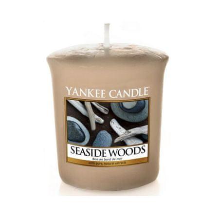 Yankee Candle Aromatická votívny sviečka Seaside Woods 49 g