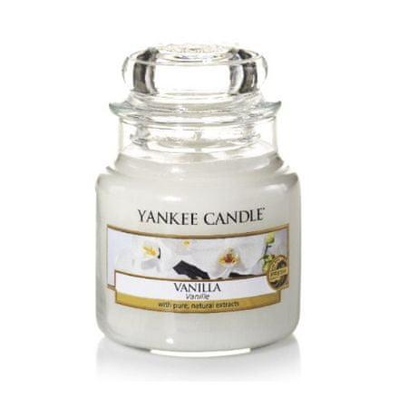 Yankee Candle Aromatična sveča Classic majhna vanilija 104 g