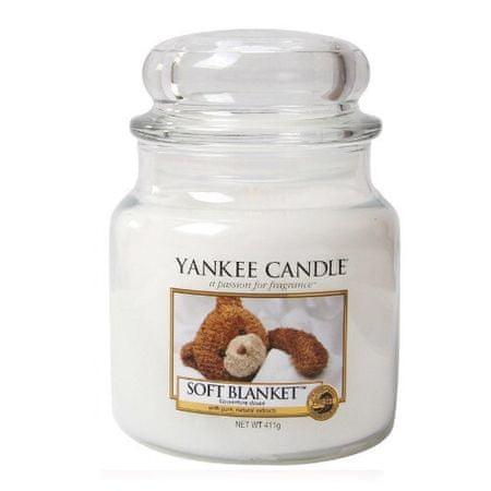 Yankee Candle Aromatyczna świeca o średniej miękkości 411 g
