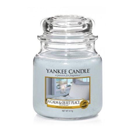 Yankee Candle IllatgyertyaA Calm & Quiet Place 411 g - közepes