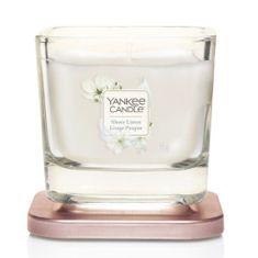 Yankee Candle Aromatična majhna sveča Sheer Linen 96 g