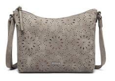 Tamaris sivá crossbody kabelka KHEMA Crossbody Bag M 3262192