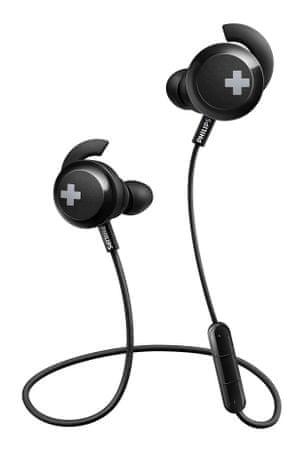 Philips SHB4305BK brezžične Bluetooth slušalke