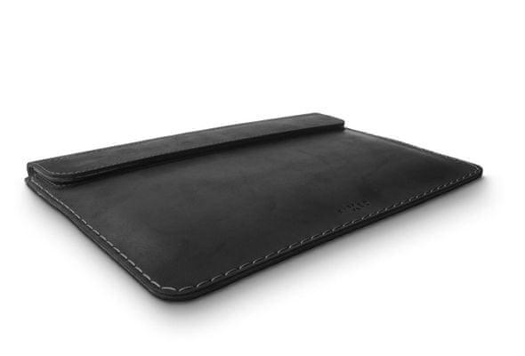 FIXED Oxford pro Apple ipad 9,7 černé FIXOX-IPA9-BK hovězí kůže kvalitní materiál