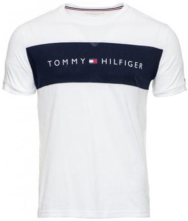 Tommy Hilfiger pánske tričko UM0UM01170 XL biela