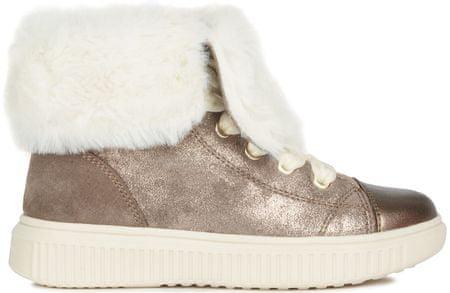 Geox Discomix zimske čizme za djevojke, bež, 35