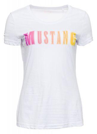 Mustang ženska majica, S, bela