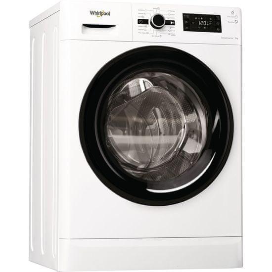 Whirlpool pračka FWSG71283BV EE + 10 let záruka na motor + dárek sada domácích prostředků Jelen