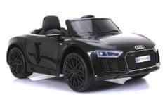 Beneo Elektromos kisautó gyerekeknek Audi R8 Spyder, 12V, 2,4 GHz távirányító, nyitható ajtók, EVA kerekek