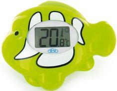 DBB Remond Elektronikus fürdőszobai hőmérő, halacska