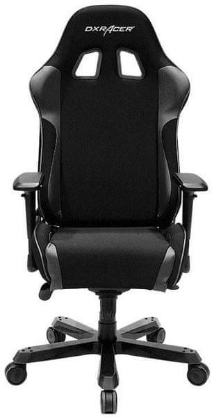 A King sorozatba tartozó DXRacer szék. Gamer, irodai, vezetői, legjobb.