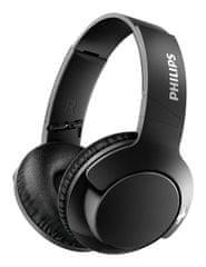 Philips SHB3175BK brezžične Bluetooth slušalke Bass+