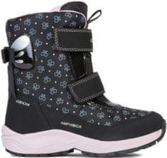 Geox dívčí zimní boty Kuray