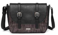 Tamaris čierna crossbody kabelka Malou Crossbody Bag 3271192