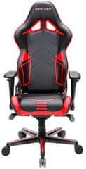 DXRacer Racing Pro RV131/NR, fekete/piros (RV131/NR)
