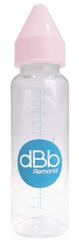 DBB Remond otroška steklenica, z gumijastim cucljem, PP, 360 ml, 4+ m