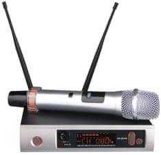 DEXON  Bezdrátový mikrofon diverzitní ruční MBC 840