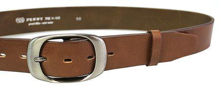 Bőr bőrszíj 72NKS-48 Brown (A hossza szalag 85 cm)