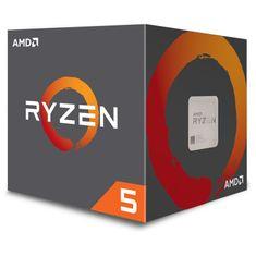 AMD procesor Ryzen 5 2600X s hladnjakom Wraith Spire (YD260XBCAFBOX)