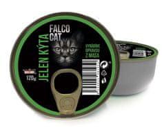 FALCO karma dla kotów Cat udziec jeleni, 8 x 120 g
