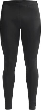 Craft spodnie Eaze Tights Czarne z połyskiem L