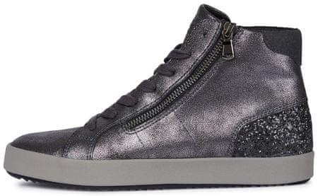 Geox dámská kotníčková obuv Blomiee D946HB 0PVEW 39.0 šedá