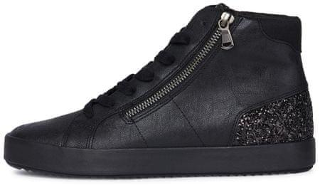 Geox dámská kotníčková obuv Blomiee D946HB 0PVEW 40.0 černá