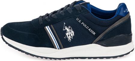 U.S. POLO ASSN. Wayron 1 férfi cipő 42 sötétkék